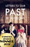 Letters to our Past #Wattys2016 cover