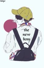the new boss | hyungwon [ completed ] by luxxifer