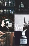 The Slytherin Queen- Year 1 cover