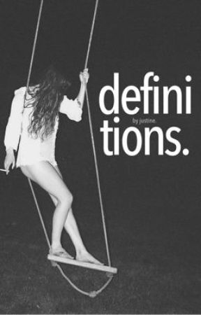 definitions. by definitions