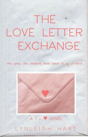 The Love Letter Exchange by oneminusheart