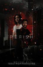 Perish • Ben Parish by southofparadise