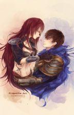 KATARINA i Garen - Zakazana Miłość by Mag116