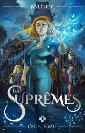 Suprêmes Tome 1 (sous contrat chez HachetteLAB) by wylene_g