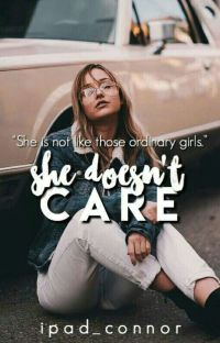 She Doesn't Care cover