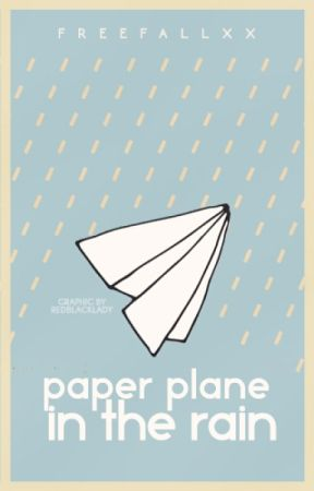 Paper Plane In The Rain by freefallxx