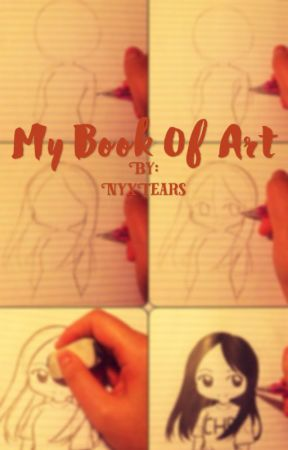 My Book of Art by NyxTears
