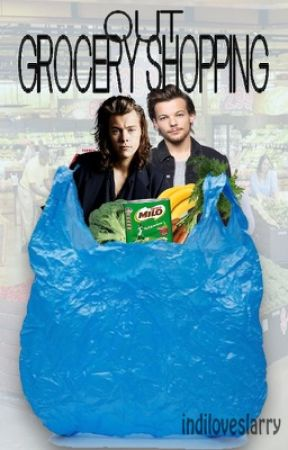 Out grocery shopping L. S. Mpreg  by indiloveslarry