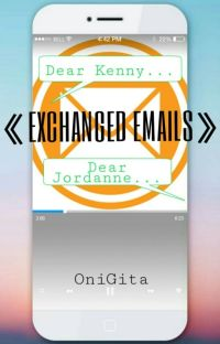《 Exchanged Emails 》[#JustWriteIt #LoveLetter] cover