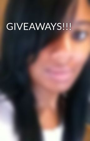 GIVEAWAYS!!! by Sharlay