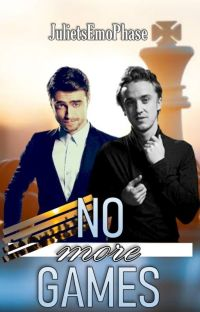 No More Games (A Drarry FanFiction) cover