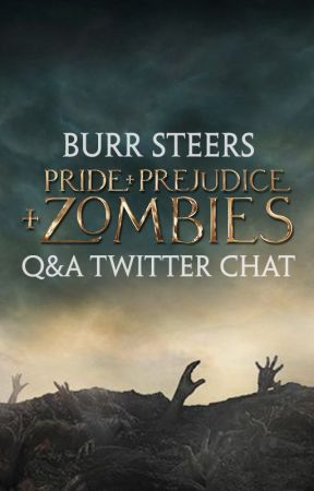 PPZ Q&A with Burr Steers by PPZmovie