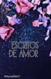 ESCRITOS DE AMOR  cover
