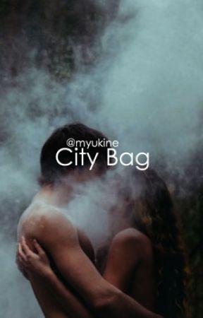 City Bag by myukine