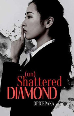(un)Shattered Diamond by opicepaka