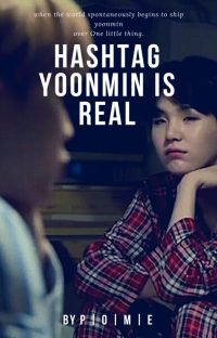 Hashtag Yoonmin Is Real cover