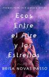 Ecos entre el aire y las estrellas cover