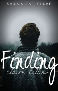 Finding Claire Collins cover