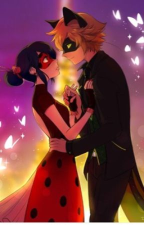 Masquerade Dance- Ladynoir Fanfic by LambSauce_