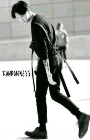 Randomness by GeekyNeko