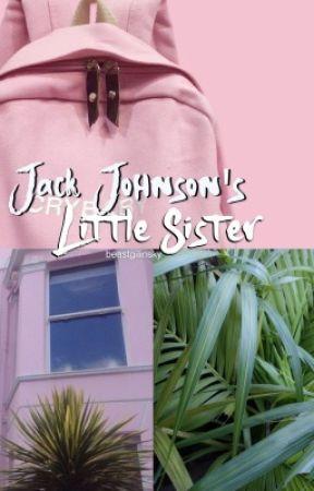 jack johnson's little sister by beautygilinsky