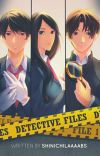 DETECTIVE FILES. File 1 (Published under PSICOM) cover