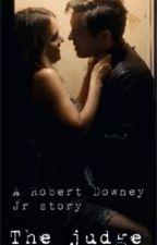 The judge {Robert Downey Jr} UNDER EDITING by chadwickslaugh