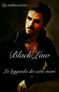 Black Law:la leggenda dei sette mari cover