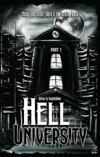 Hell University (PUBLISHED) cover