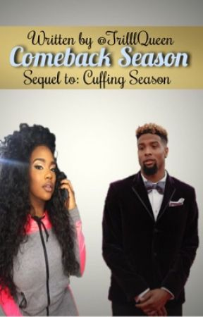 Comeback Season: Odell Beckham Jr  BOOK 2 by TrilllQueen