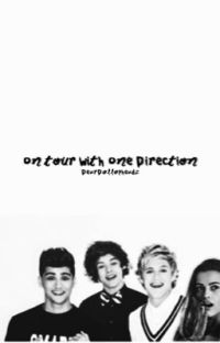 On tour with One Direction :) cover