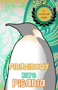 Pingwinowy kurs pisania cover