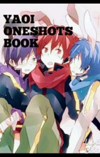 YAOI ONESHOTS BOOK cover