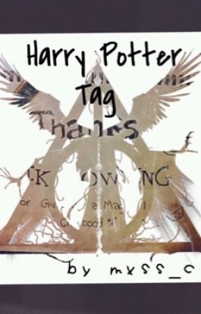 Harry Potter Tag by mxss_c