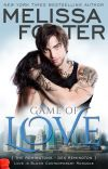 Game of Love (The Remingtons, Book One: Love in Bloom Series) cover