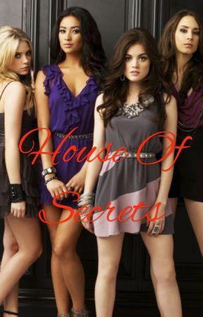 House of Secrets: Season 1 by alisonpichney