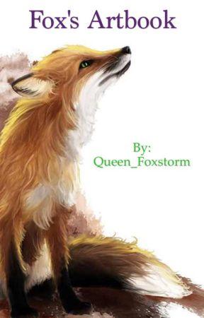 Fox's Artbook by Queen_Foxstorm