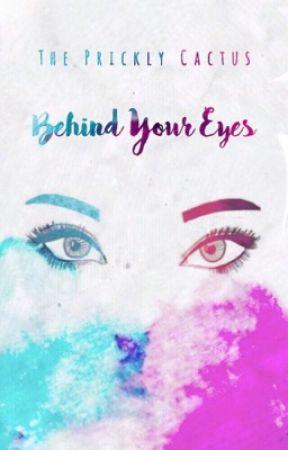 Behind Your Eyes {KurapikaXReader AU} by ThePricklyCactus