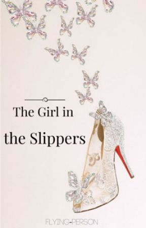 The Girl in the Slippers by flying-person