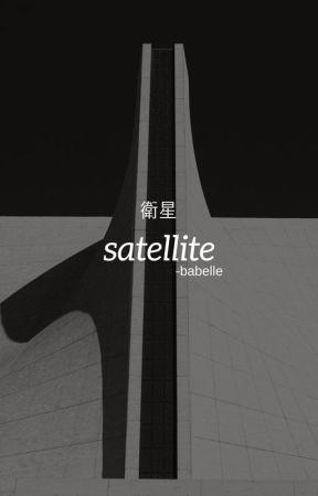 Satellite| Namjin by theBABELLE