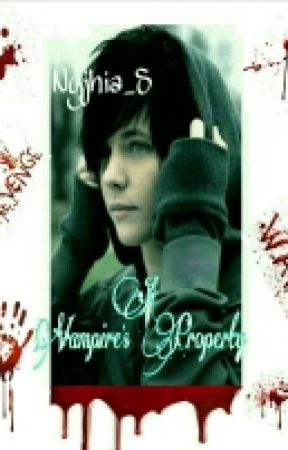 A Vampire's Property: 1st Person Special Edition. by Nyjhia_
