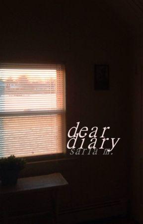 dear, diary   #FebFeels16 by kaworus