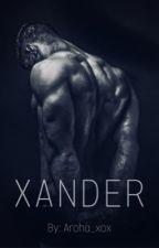 XANDER by Aroha_xox