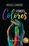 La chica de los colores © cover