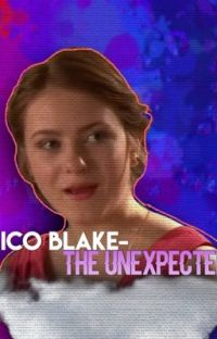 Nico Blake the unexpected {hollyoaks} cover