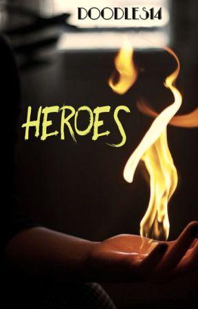 Heroes by doodles14