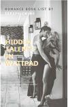 Hidden Talents in Wattpad (Romance Book list) cover