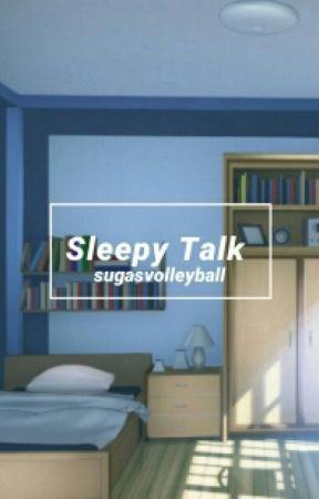 Sleepy Talk [Asanoya Oneshot] by sugasvolleyball