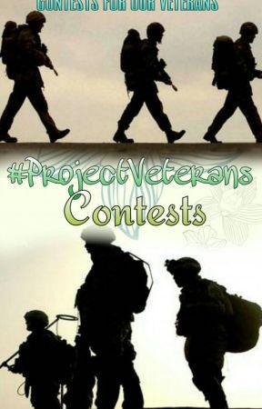#ProjectVeterans Contest by ProjectVeterans