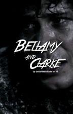 Bellamy and Clarke by bellarkesinfinite